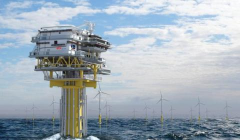 European Offshore projects NI651