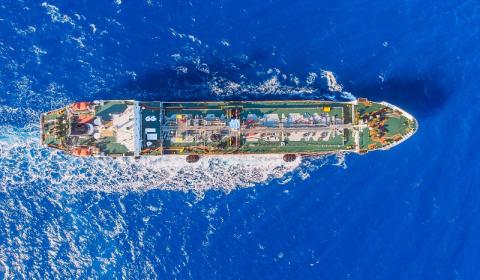 A new purpose for gas carriers Cover Pic