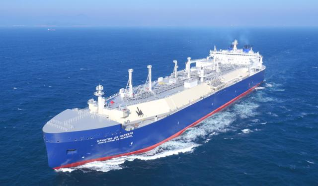 DSME/Sovcomflot - Yamal LNG project classed by Bureau Veritas