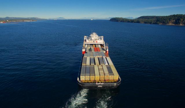 Seaspan - Electric Hybrid Ferries - BV Classed