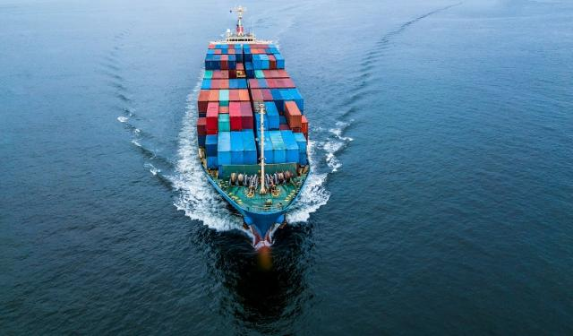 Container ship safety