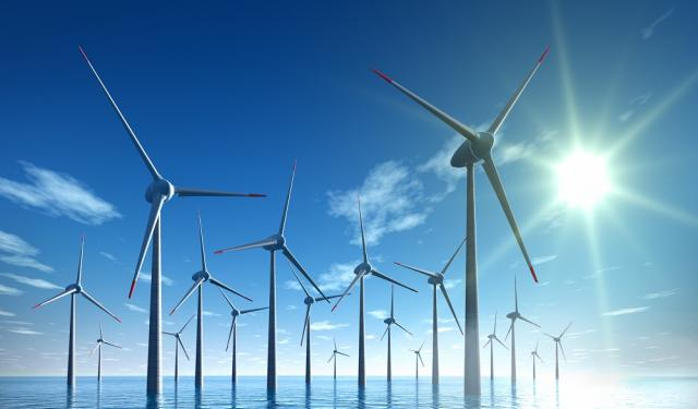 A second wind for renewable energy cover photo