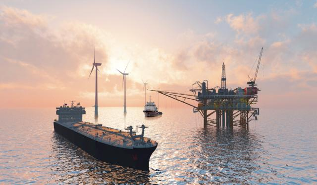decarbonization of the offshore industry
