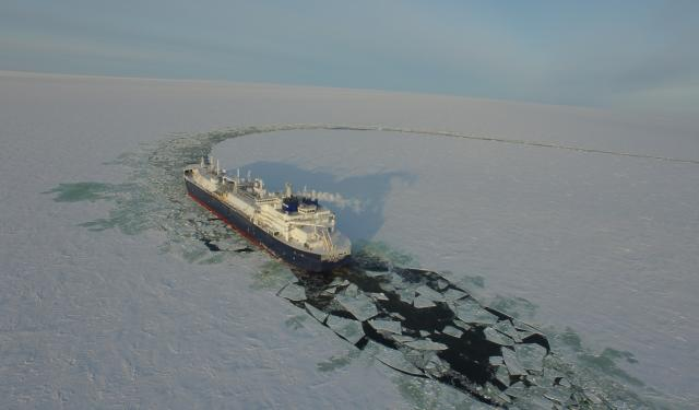 The next Arctic frontier for LNG boat picture