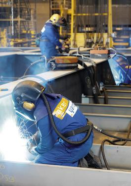Rules on materials and welding