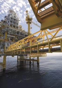 Offshore certification - Offshore platform