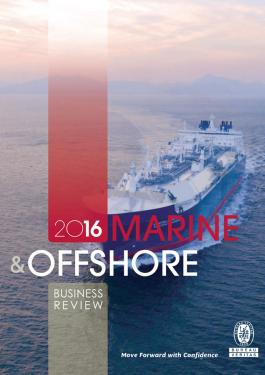 Marine & Offshore Business Review 2016