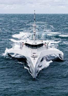 Ocean Eagle - Naval Ships - Classed by Bureau Veritas