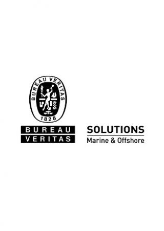 Bureau Veritas Solutions Marine & Offshore Logo Uni-color