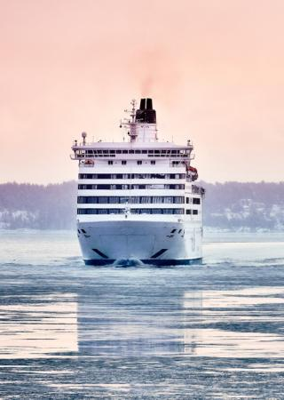Passenger Ships - Ferries - ice class ship classification
