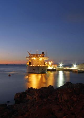 Offshore Service Vessel (OSV) - Courtesy of Joseph Plateau