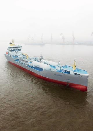 LNG as Fuel for Tankers - Ternsund