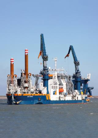 Dredges Ship Classification - Improving operational Flexibility